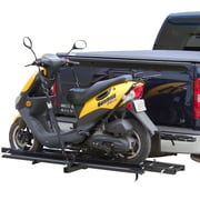 Discount Ramps (MX-600X) ,Dirt Bike and Sport Scooter Hitch Mounted Carrier Rack