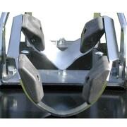 Bike Pro (20128) ,BikePRO Narrow Tire Adapter Kit for BikePRO Wheel Chocks