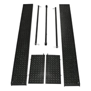 Black Widow (BW-1000A-SIDE) ,Side Panel Extension Kit for the BW-1000A Series Motorcycle Table Lift