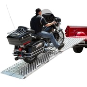 "Big Boy (MF2-12038-EZ) ,Big Boy EZ Rizer 2-Piece 120"" Aluminum Motorcycle Loading Ramps"