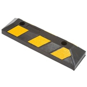 "Discount Ramps (DH-PB-4) ,22"" Rubber Parking Block Curb Garage or Driveway"