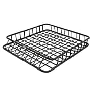 Black Widow (RB-DLX-V2) ,Heavy Duty RB-DLX-V2 Roof Rack Cargo Storage Basket