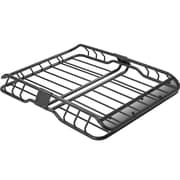 Discount Ramps (ER-08208S) ,Heavy Duty Vehicle Roof Cargo Basket with Wind Fairing
