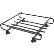 Discount Ramps (RB-622) ,4-Door Vehicle Roof Basket Carrier with Rain Gutter-Mount Attachment