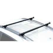 "Discount Ramps (RB-1004-49) ,52.25"" Carbon Steel Locking Vehicle Roof Cross Bars"