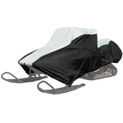 """Discount Ramps (SNC-DLXT-C) ,126"""" to 138"""" Extreme Protection Waterproof Trailer Snowmobile Cover"""