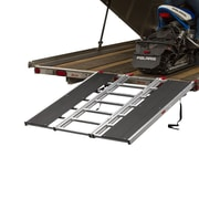 "Black Ice (SNO-6054-HDXW) ,60"" x 54"" Snowmobile Loading Ramp with Extra Wide Glides"