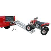 Discount Ramps (TF-8046) ,Full Width Aluminum 3-Fold ATV Truck Loading Ramp
