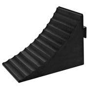 "Discount Ramps (DH-WC-1) ,Portable 40 ton Hauler Truck Rubber 44"" Wheel Chock"