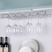OIA Shelf Hanging Wine Glass Rack