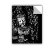 ArtWall Buddha by Elena Ray Removable Photographic Print; 48'' H x 36'' W