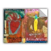 ArtWall Art Journal Abundance by Elena Ray Removable Painting Print; 36'' H x 48'' W