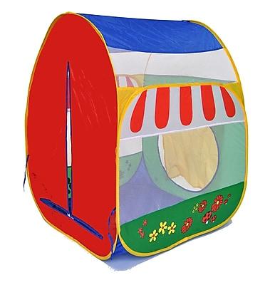 American Creative Team Pretend Garden Twist Safety Meshing w/ Play Tent WYF078278522441