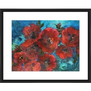 PTM Images Winter Blossoms Shadow Box Painting Print