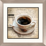 PTM Images French Roast Shadow Box Painting Print
