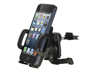 Cygnett Ventview Car Mount Smartphone Holder, CY1217ACVVU, Universal, Black