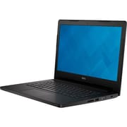 "Dell™ Latitude 3470 FF8R6 14"" Notebook, LED, Intel i3-6100, 500GB HDD, 4GB RAM, Win 7 Professional, Black"