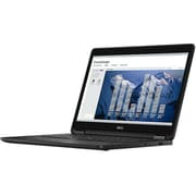 "Dell™ Latitude 14 7000 N1N70 14"" Ultrabook, LED, Intel i5-6300U, 256GB SSD, 8GB RAM, Win 7 Pro, Black"