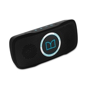 Monster SuperStar™ BackFloat™ HD Bluetooth Speaker Black with Neon Blue