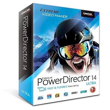 CyberLink PowerDirector 14 Ultra, Download
