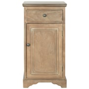 Safavieh Jett Cabinet; Grey Wash