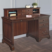 Turnkey LLC Broadway Writing Desk with Hutch