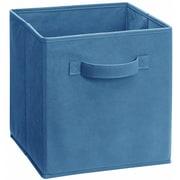 ClosetMaid Cubeicals Fabric Drawer; Denim Blue