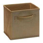 ClosetMaid Cubeicals Fabric Drawer; Mocha