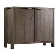 Sauder International Lux 2 Door Cabinet