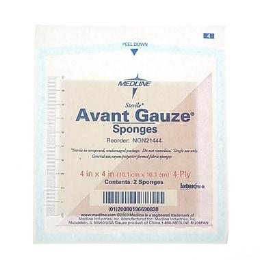 Avant Gauze® Non-woven Sterile Sponges, 4