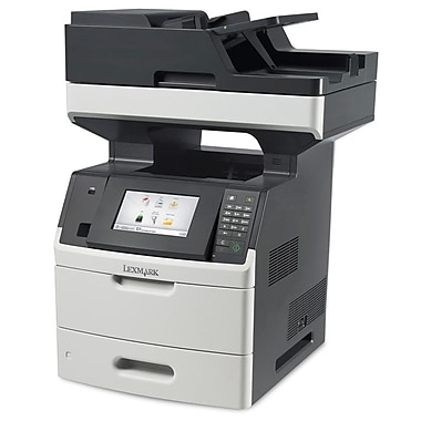 lexmark mx710de mono laser all in one printer