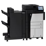 HP® Enterprise M830Z Flow Mono LaserJet NFC/Wireless Direct Multifunction Machine Printer, D7P68A