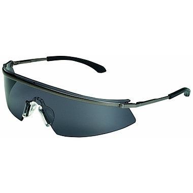MCR Safety® ANSI Z87.1 Triwear® Safety Glasses, Gray