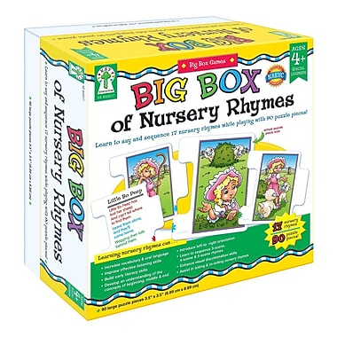 Key Education Big Box of Nursery Rhymes Game