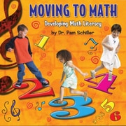 Kimbo Educational® Dance and Fitness CD, Moving To Math