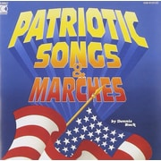 Kimbo Educational® Dance and Fitness CD, Patriotic Songs and Marches
