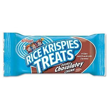 Kellogg's® Rice Krispies Treats®, Double Chocolatey Chunk, 1.3 oz., 20 Bars/Box