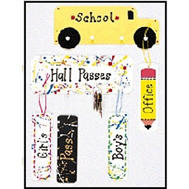 Heart & Sew® Hall Pass, Boys Splatter