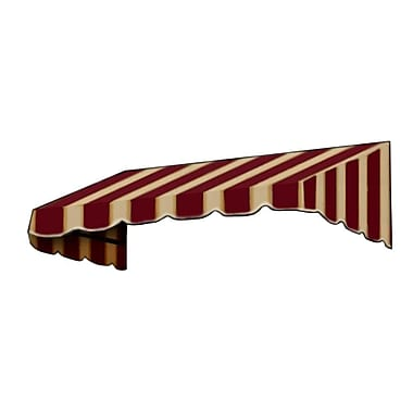 Awntech® 4' San Francisco® Window/Entry Awning, 16