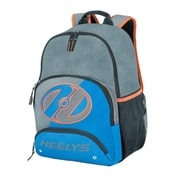 Heelys Rebel Backpack, Grey/Royal/Orange