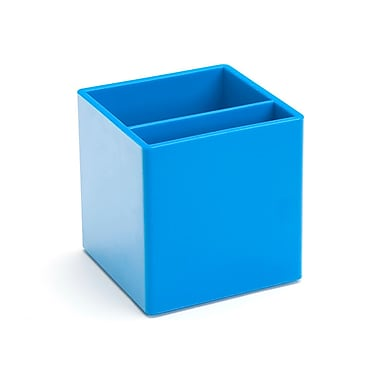 Poppin Pen Cup, Pool Blue, (100265)