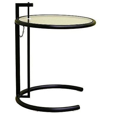 Baxton Studio Eileen Side Table, Gray