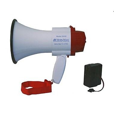 Amplivox Mini-Meg 10-Watt Megaphone