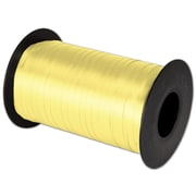 "3/16"" x 500 yds. Splendorette® Curling Ribbon, Yellow"