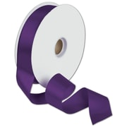 "1 3/8"" x 100 yds. Dyna Satin Ribbon, Purple"