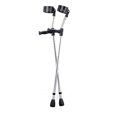 Guardian® Forearm Crutches, 5 ft to 6 ft 2