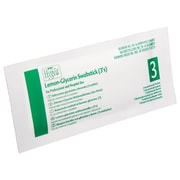 Pdi Lemon Glycerin Swabs, Latex-free, Treated