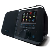 "Grace Digital Mondo 3.5"" Color Display Desktop Internet Radio, Black"