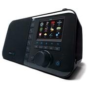 """Grace Digital Mondo 3.5"""" Color Display Desktop Internet Radio, Black"""