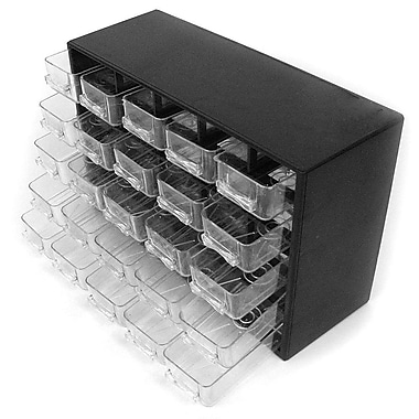 Trademark Tools™ 25 Hardware Storage Compartment, 3 7/8